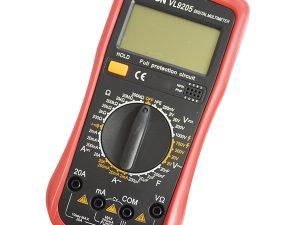 مولتی متر دیجیتال DT 9205