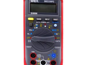 مولتی متر دیجیتال اتورنج DEC مدل DEC330FC
