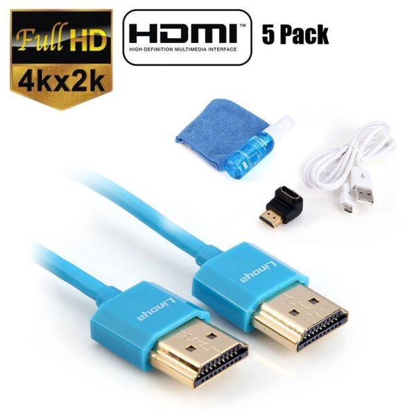 رابط HDMI کیفیت 4K مدل Linoya