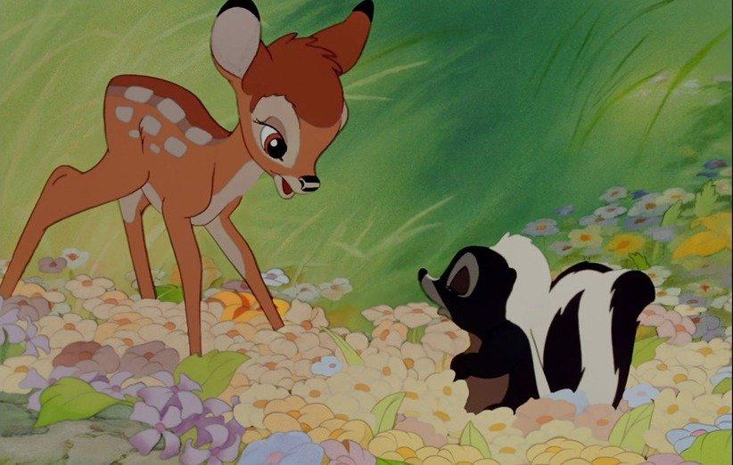 دیزنی انیمیشن «بامبی» را هم بازسازی میکند