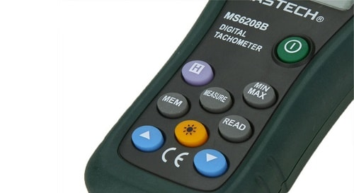 دورسنج نوری و لیزری مستک مدل MS6208B