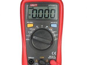 مولتی متر یونیتی مدل UT33A PLUS
