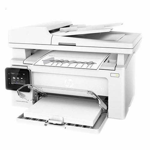 پرینتر چندکاره لیزری اچ پی مدل LaserJet Pro MFP M130fw به همراه گوشی
