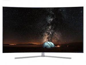 تلویزیون کیولد هوشمند خمیده سامسونگ مدل 55Q7880 سایز 55 اینچ
