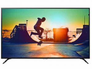 تلویزیون ال ای دی هوشمند فیلیپس مدل 65put6023 سایز 65 اینچ