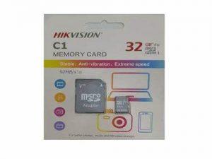 کارت حافظه 32microSDHC گیگابایت هایک ویژن مدل C1