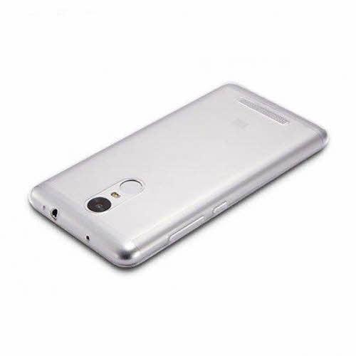 کاور شیائومی مدل H3ZGLTPU01SM مناسب برای گوشی موبایل شیائومی Redmi Note 3