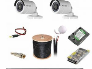 پک سیستم امنیتی هایک ویژن مدل HIK-22