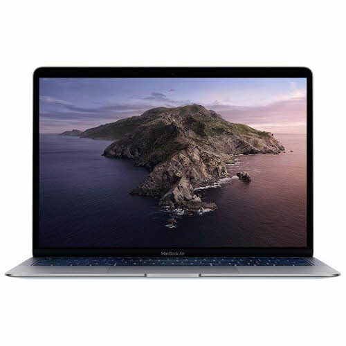 لپ تاپ 13 اینچی اپل مدل MacBook Air MVFH2 2019 با صفحه نمایش رتینا