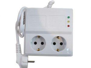 محافظ ولتاژ آنالوگ 1 متری پارت الکتریک مدل Major home appliances