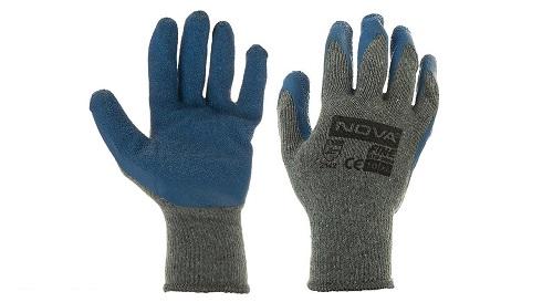 دستکش ایمنی و ضد لغرش نووا مدل NTG 9009