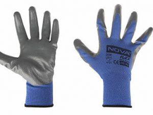 دستکش ایمنی و ضد لغزش نووا مدل NTG9008
