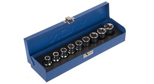 مجموعه 9 عددی سری بکس ستاره ای نووا مدل NTS 7013