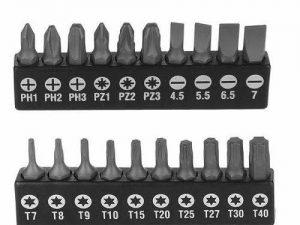 ست 60 عددی سری بکس و پیچ گوشتی نووا مدل NTS 7016