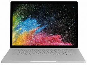 لپ تاپ 13 اینچی مایکروسافت مدل Surface Book 2- D