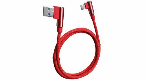 کابل تبدیل USB به microUSB تسکو مدل TC 57N طول 1 متر