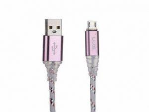 کابل تبدیل USB به microUSB طول 1 مترتسکو مدل TC 58