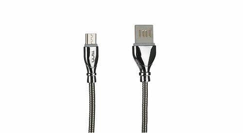 کابل تبدیل USB به microUSB تسکو مدل TC 62N طول 1 متر