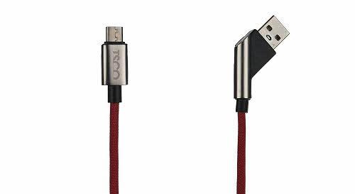 کابل تبدیل USB به microUSB تسکو مدل TC-A24 طول 1 متر