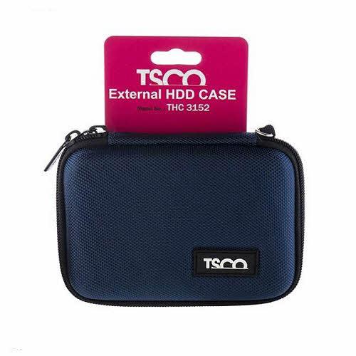 کیف هارد دیسک اکسترنال ضدآب تسکو مدل THC 3152