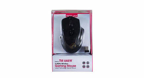 ماوس بی سیم اپتیکال تسکو مدل TM 646w