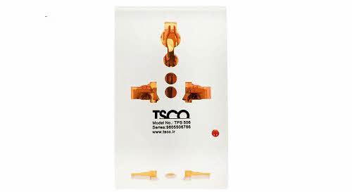 مبدل برق 10 آمپر تسکو مدل TPS 506