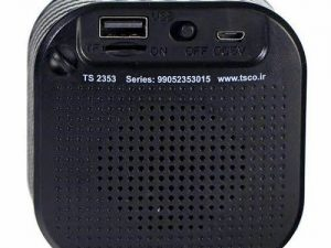 اسپیکر بلوتوثی بی سیم تسکو مدل TS 2353